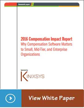 Compensation Impact Report 2016 by compACT