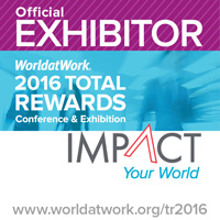 Total Rewards 2016 World at Work - cmopACT is an Exhibitor