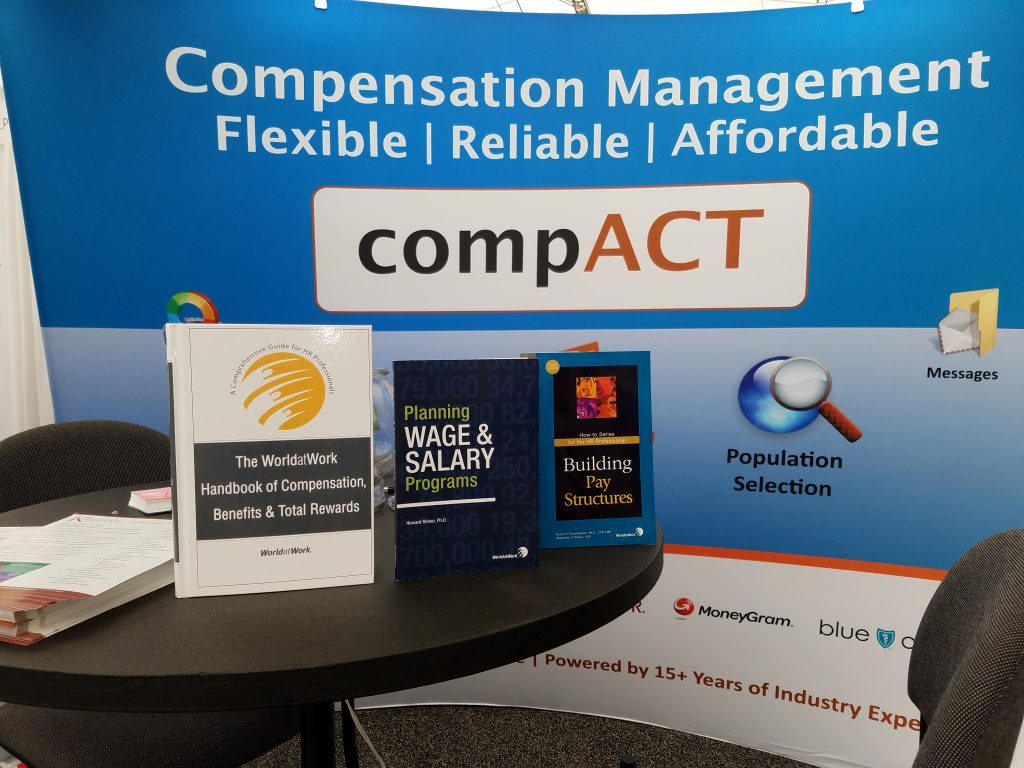 compACT Compensation Books